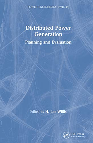 9780824703363: Distributed Power Generation: Planning and Evaluation (Power Engineering (Willis))