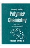 Seymour/Carraher's Polymer Chemistry (Undergraduate Chemistry, V. 14.): Raymond Benedict Seymour,