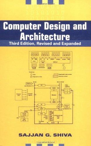 9780824703684: Computer Organization, Design, and Architecture, Fourth Edition