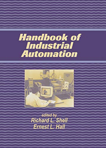 9780824703738: Handbook Of Industrial Automation