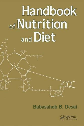 9780824703752: Handbook of Nutrition and Diet (Food Science and Technology)