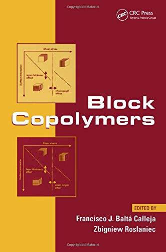 9780824703820: Block Copolymers