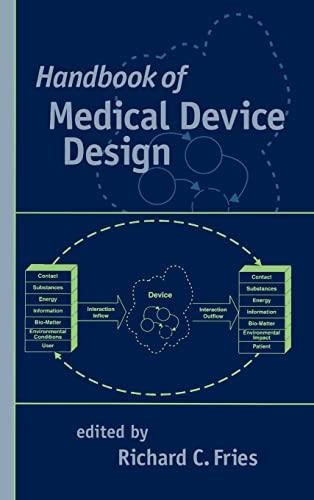 9780824703998: Handbook of Medical Device Design