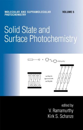 Solid State and Surface Photochemistry (Molecular and