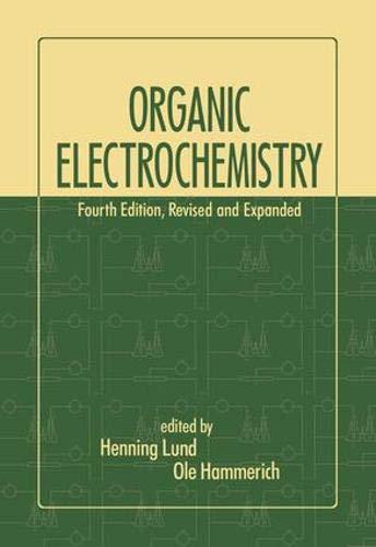 9780824704308: Organic Electrochemistry, Fourth Edition,