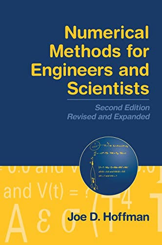 9780824704438: Numerical Methods for Engineers and Scientists, Second Edition,