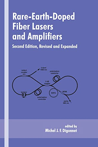 9780824704582: Rare-Earth-Doped Fiber Lasers and Amplifiers, Revised and Expanded (Optical Science and Engineering)