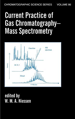 9780824704735: Current Practice of Gas Chromatography-Mass Spectrometry (Chromatographic Science Series)