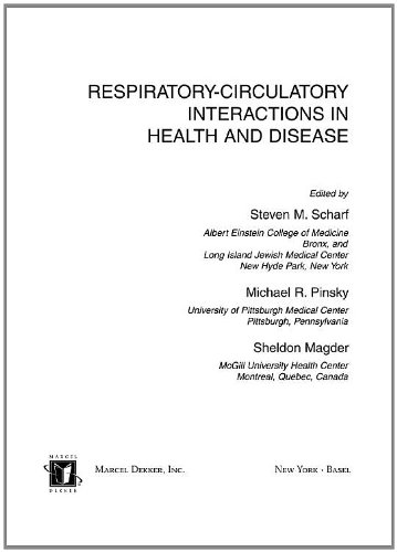 9780824704742: Respiratory-Circulatory Interactions in Health and Disease (Lung Biology in Health & Disease)
