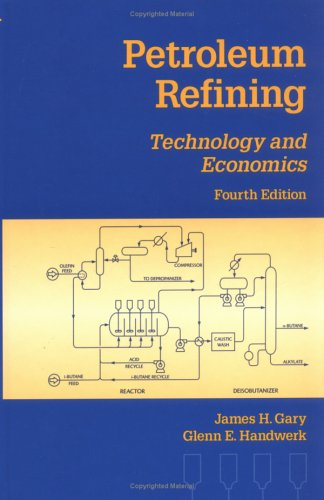 9780824704827: Petroleum Refining: Technology and Economics