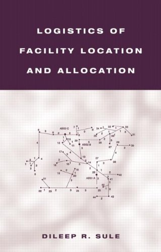 9780824704933: Logistics of Facility Location and Allocation (Industrial Engineering: A Series of Reference Books and Textboo)