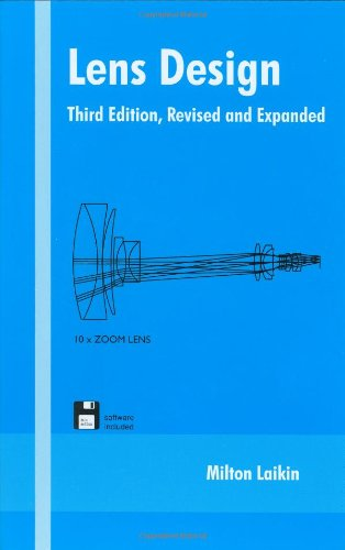 9780824705077: Lens Design, Third Edition, (Optical Science and Engineering)