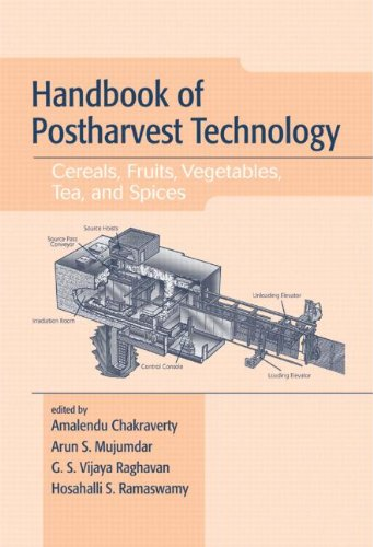 9780824705145: Handbook of Postharvest Technology: Cereals, Fruits, Vegetables, Tea, and Spices (Books in Soils, Plants, and the Environment)