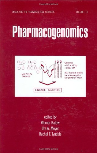 Pharmacogenomics: Werner Kalow, Urs A. Meyer, Rachel F. Tyndale (Eds)