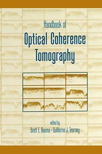 9780824705589: Handbook of Optical Coherence Tomography