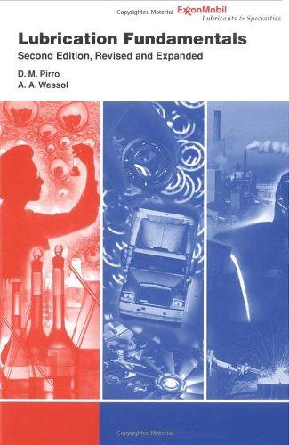 9780824705749: Lubrication Fundamentals, Second Edition (Mechanical Engineering)