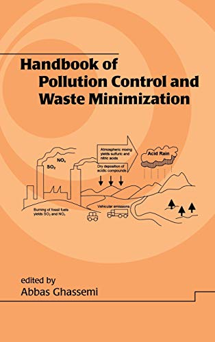 9780824705817: Handbook of Pollution Control and Waste Minimization (Civil and Environmental Engineering)