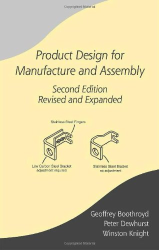 9780824705848: Product Design for Manufacture & Assembly Revised & Expanded