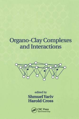 Organo Clay Complexes And Interactions (Hb)
