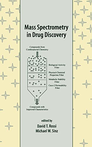 9780824706074: Mass Spectrometry in Drug Discovery