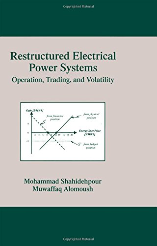 9780824706203: Restructured Electrical Power Systems: Operation: Trading, and Volatility (Power Engineering (Willis))
