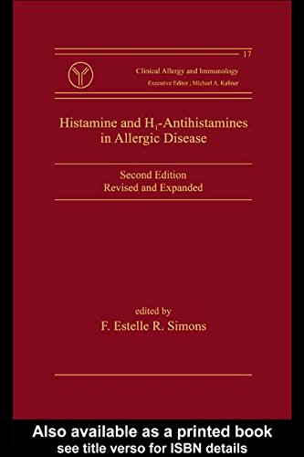 9780824706289: Histamine and H1-Antihistamines in Allergic Disease, Second Edition (Clinical Allergy and Immunology)