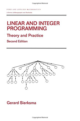 9780824706739: Linear and Integer Programming: Theory and Practice, Second Edition (Advances in Applied Mathematics)