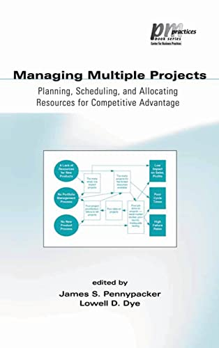 Managing Multiple Projects: Planning, Scheduling, And Allocating: James S. Pennypacker,