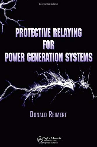 9780824707002: Protective Relaying for Power Generation Systems (Power Engineering (Willis))