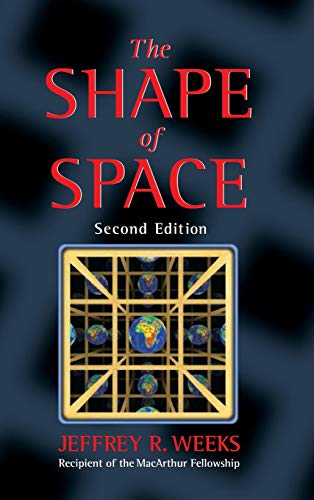 9780824707095: The Shape of Space (Chapman & Hall/CRC Pure and Applied Mathematics)