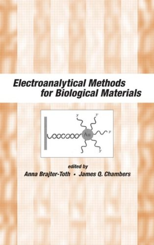 Electroanalytical Methods of Biological Materials: Brajter-Toth, Anna