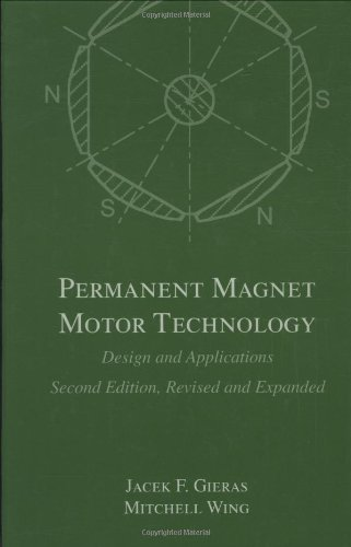 9780824707392: Permanent Magnet Motor Technology: Design and Applications, Second Edition, (Electrical and Computer Engineering)