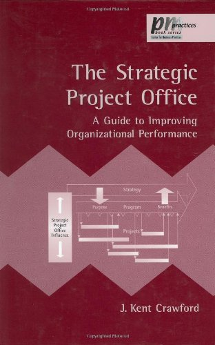 9780824707507: The Strategic Project Office: A Guide to Improving Organizational Performance (PM Solutions Research)