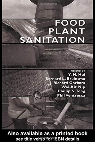 9780824707934: Food Plant Sanitation (Food Science and Technology)