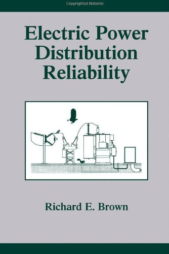9780824707989: Electric Power Distribution Reliability (Power Engineering (Willis))