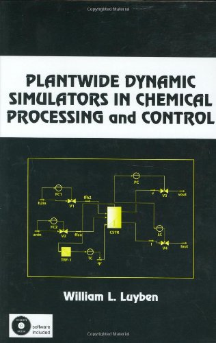 9780824708016: Plantwide Dynamic Simulators in Chemical Processing and Control (Chemical Industries)
