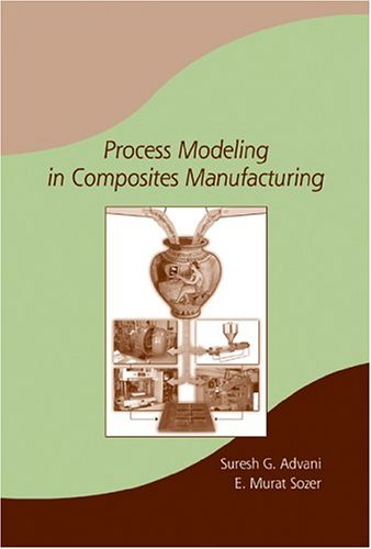 9780824708603: Process Modeling in Composites Manufacturing (Manufacturing Engineering and Materials Processing, 59)