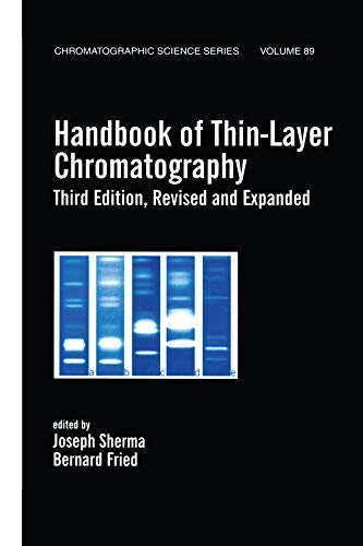 9780824708955: Handbook of Thin-Layer Chromatography (Chromatographic Science)