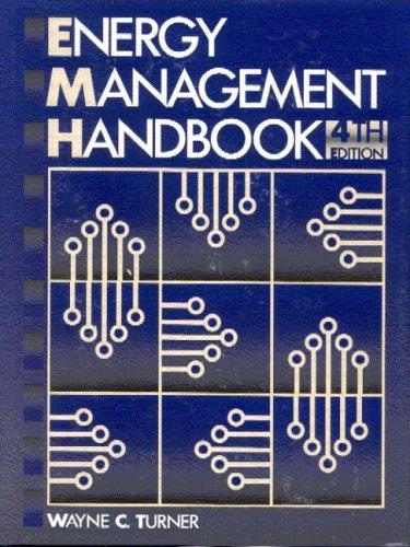 9780824709129: Energy Management Handbook, Fourth Edition