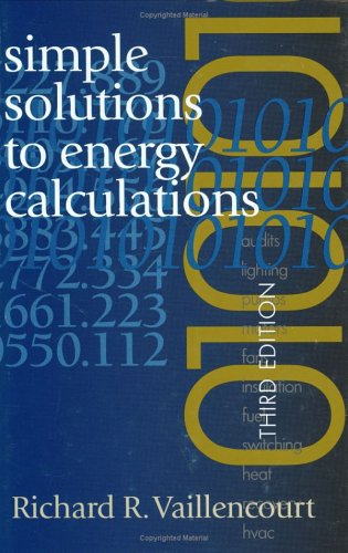 9780824709181: Simple Solutions to Energy Calculations, Third Edition