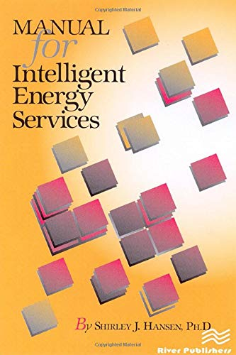 9780824709297: Manual for Intelligent Energy Services