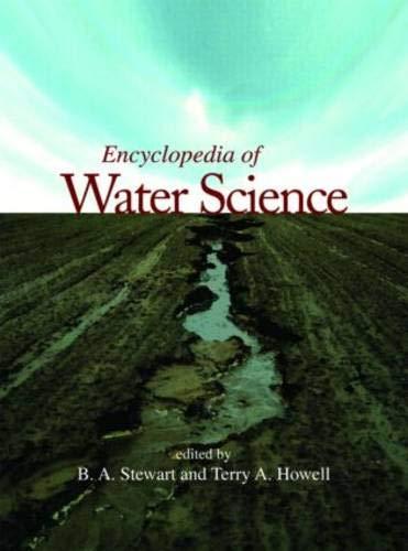 9780824709471: Encyclopedia of Water Science