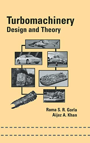 9780824709808: Turbomachinery: Design and Theory (Mechanical Engineering)