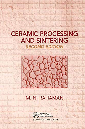 9780824709884: Ceramic Processing and Sintering (Materials Engineering)