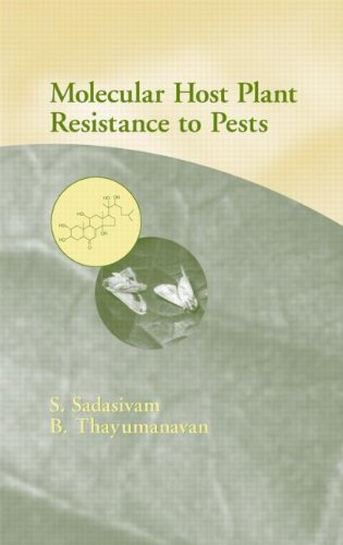 9780824709907: Molecular Host Plant Resistance to Pests (Books in Soils, Plants & the Environment)