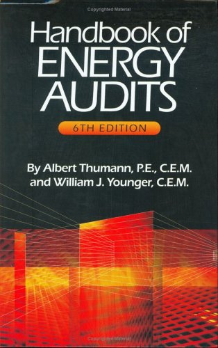 9780824709983: Handbook of Energy Audits