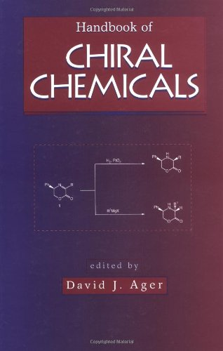 Handbook Of Chiral Chemicals