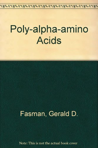 9780824711863: Poly-alpha-amino Acids