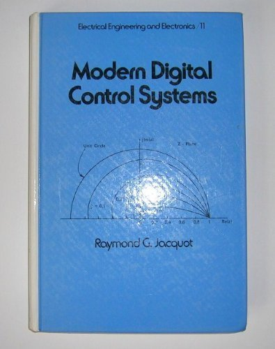 9780824713225: Modern Digital Control Systems (Electrical & Computer Engineering)