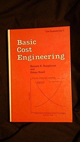 9780824713980: Basic Cost Engineering (Cost Engineering)